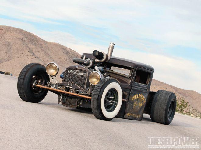 Rat Rod Heaven 1932 Model A Ford Truck