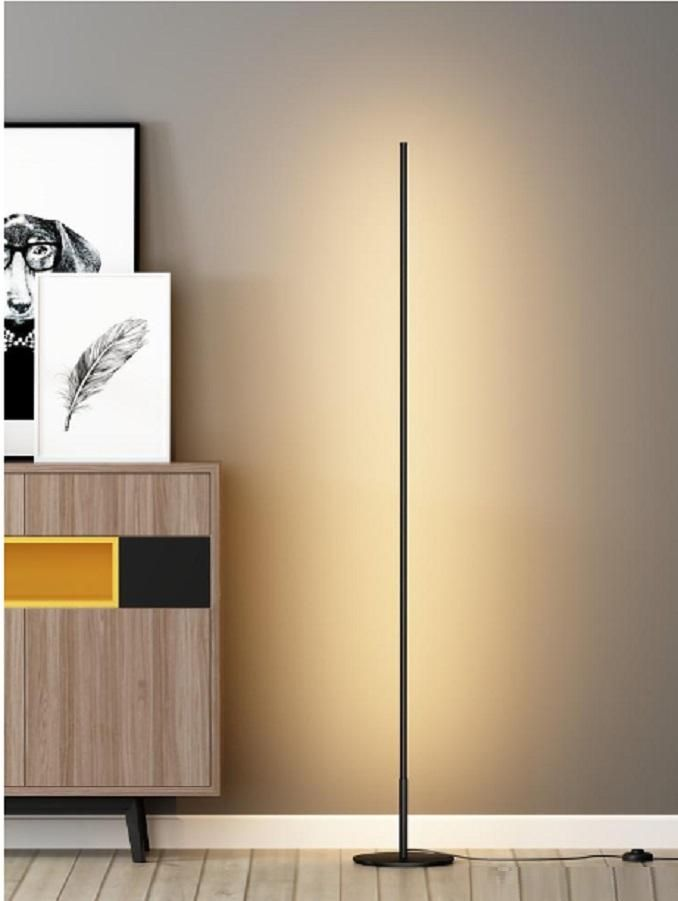 HROOME Modern Floor Lamp with Shade for