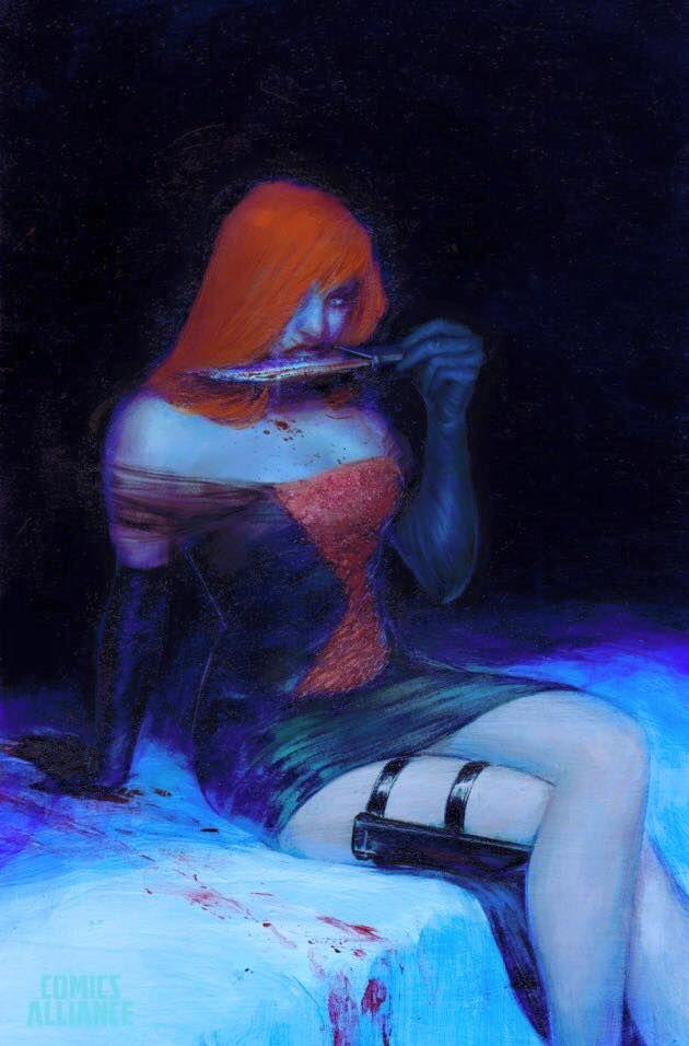 Black Widow by Vanesa R. del Rey.jpg (630×956)