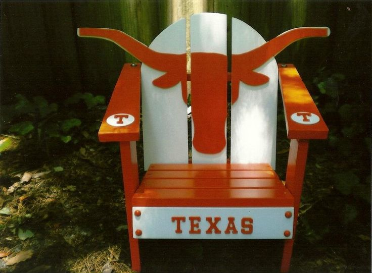 10 Best Images About Longhorn Themed Bench And Furniture