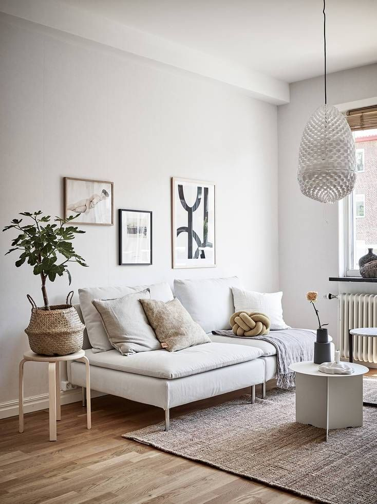 10 Best Warm Scandinavian Living Room