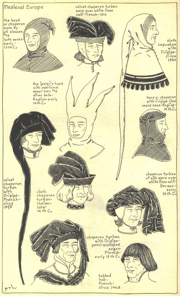 Village Hat Shop Gallery :: Chapter 7 - Medieval or Gothic Europe :: 52_G