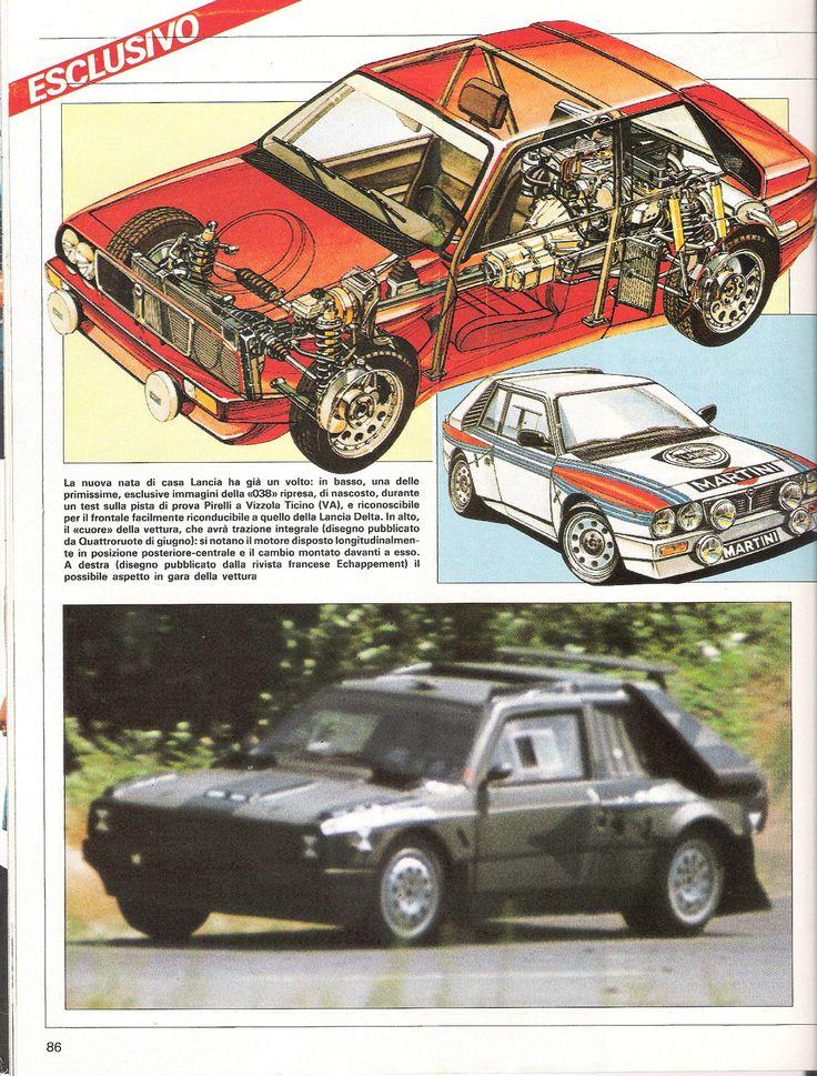 https://plus.google.com/+JohnPruittMotorCompanyMurrayville/posts Lancia Delta Integrale