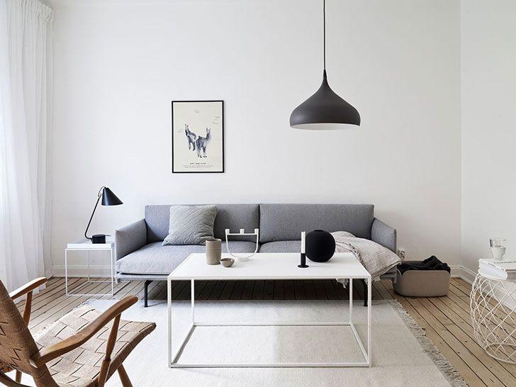 Minimalist Style In Interior Design Main Characteristics Photos Pufikhomes Blog Minimal Living Room Modern Minimalist Living Room Minimalist Living Room