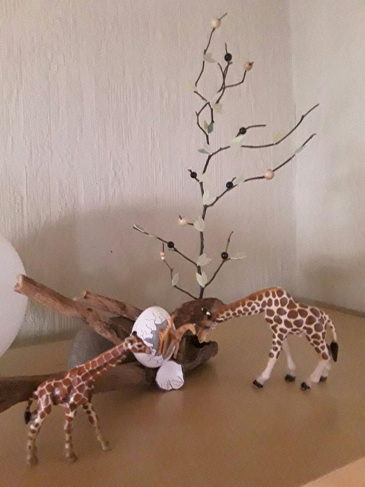 Giraffe aus dem Ei  (von mir)