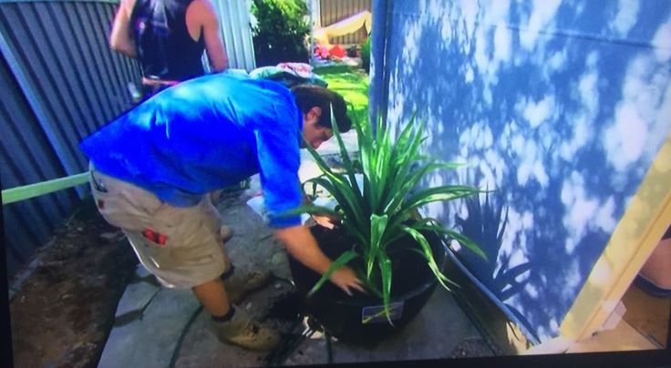 Light Weight Pots from Potsonline as seen on the TV show 'Selling Houses Australia' on the channel 7 network. #lightweightpots