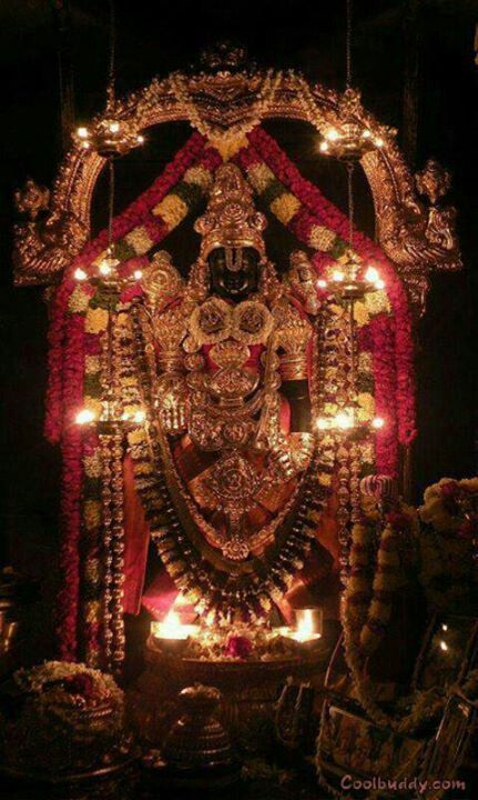 Lord Venkateshwara ... Tirupati ...