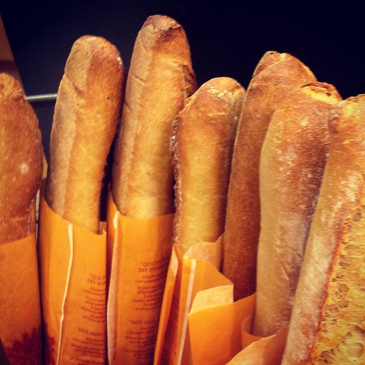 #Baguettes in #Paris