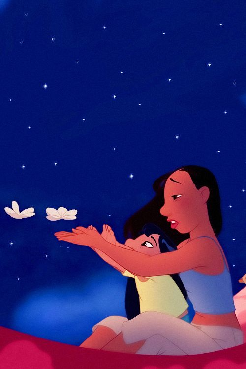 That moment made me cry so much when I was little. <3