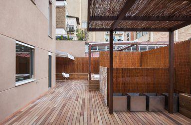 Duplex in Gracia, Barcelona, 2014 - ZEST Architecture