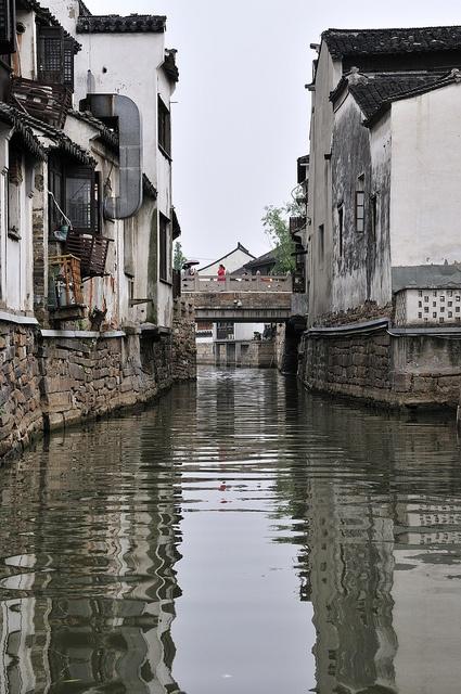 Suzhou Canal, China