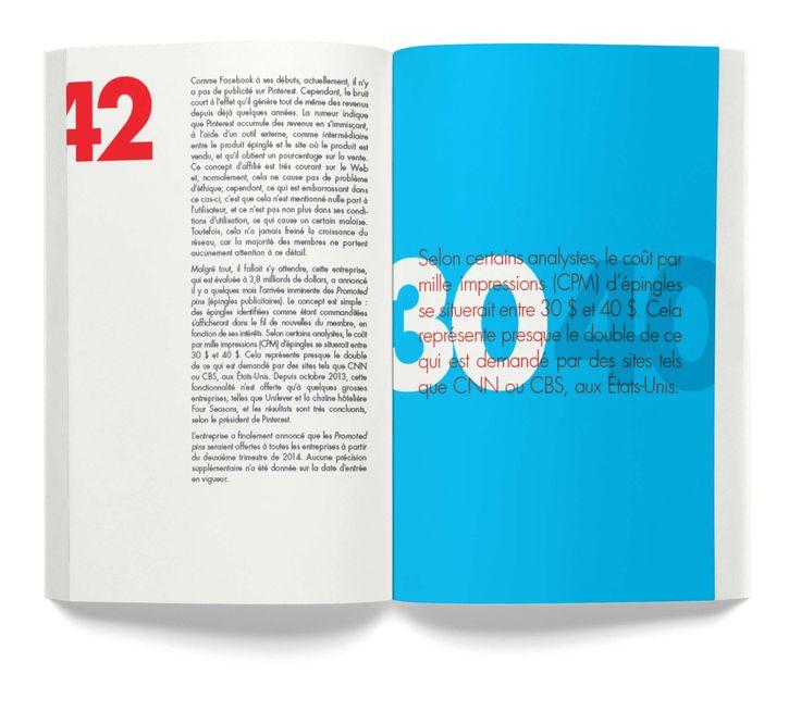 ÉPINGLEZ DES RÉSULTATS | Design de Livre