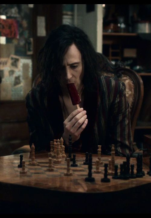 """Adam from deleted and extended scenes of """"Only Lovers Left Alive"""""""