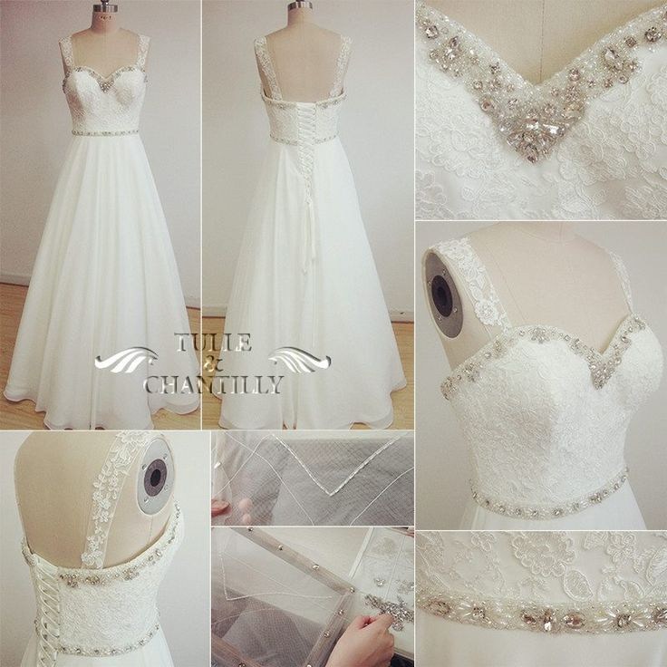 Make Your Own Wedding Dress: 17 Best Images About Tulle & Chantilly Fabulous Wedding