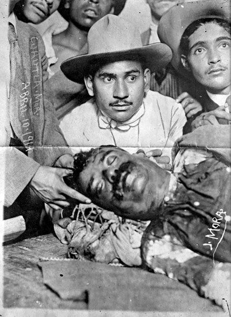 Zapata muere