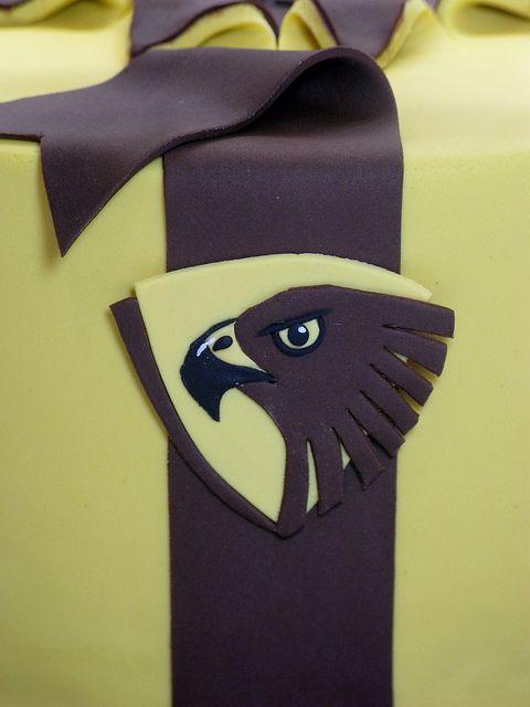 Hawthorn Hawks Cake | Flickr - Photo Sharing!