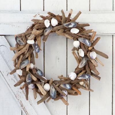 Terrain Land & Sea Wreath #shopterrain