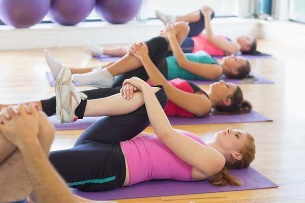 Yoga For Weight Loss - Pavanmuktasana