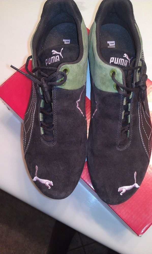 puma future cat lo plaid