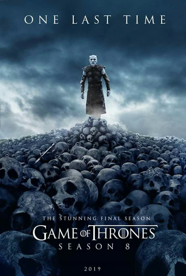 Trailer Game Of Thrones Saison 8 Episode 5 : trailer, thrones, saison, episode, Time,, Thrones., Don't, Tears, Sorrow!, #gameoft…, Watch, Thrones,, Thrones, Poster,