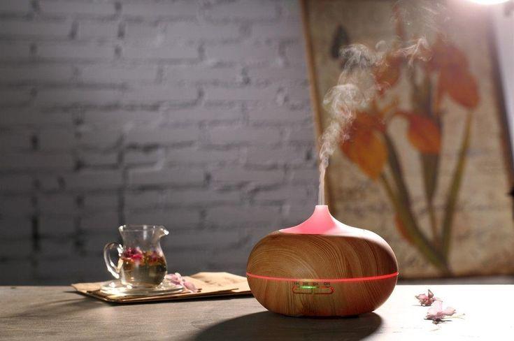 Difuzoare de aromaterapie - modele cochete, silențioase, care îți vor învălui căminul în parfumul preferat.