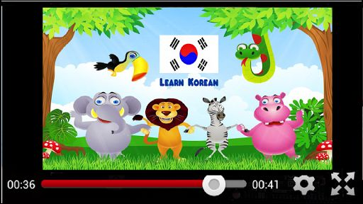 Korean videos for kids!!! <br>Quality Korean videos especially for kids. <br>This app will help your kids speak correct Korean. Just try it.<br>This app is a videos library for children based on Youtube.<br>The videos are carefully chosen to provide a quality viewing <br>The videos are cataloged and organized according to subjects in a comfortable and friendly Interface.<br>Parents can create custom playlists for their children to enjoy.<br>Your kids will love it.<br>High quality videos…