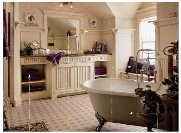 842 best english country cottage hunt theme decor images on pinterest home architecture - English bathroom design ...
