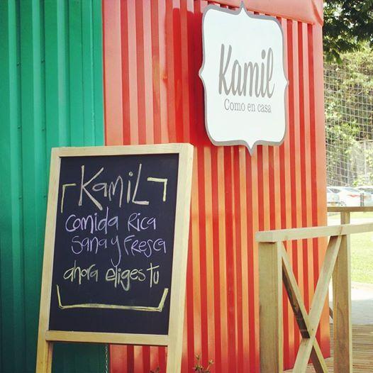 ¡Con #Kamil tu eliges lo que quieres disfrutar! Somos #Comida por peso, una experiencia única en #Medellin!  Universidad EAFIT - Comunidad Oficial #centrocomercialgranplaza