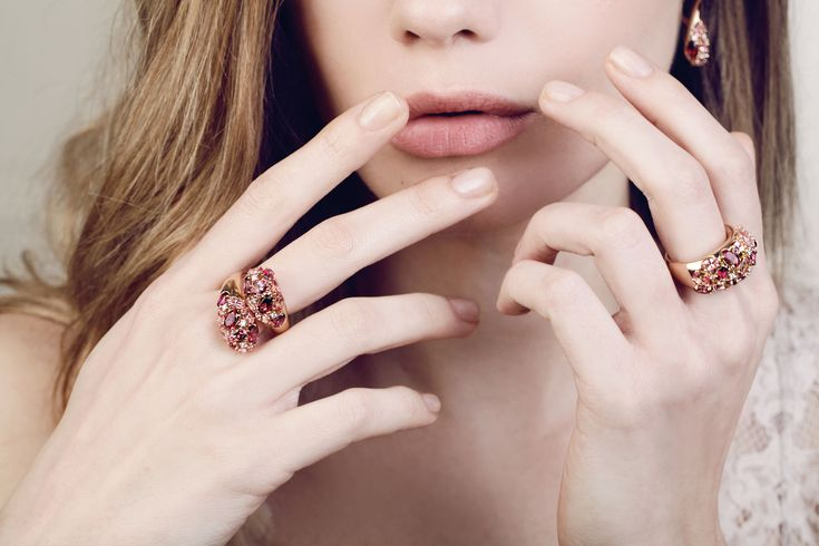 iside collection #glamourring #advertising