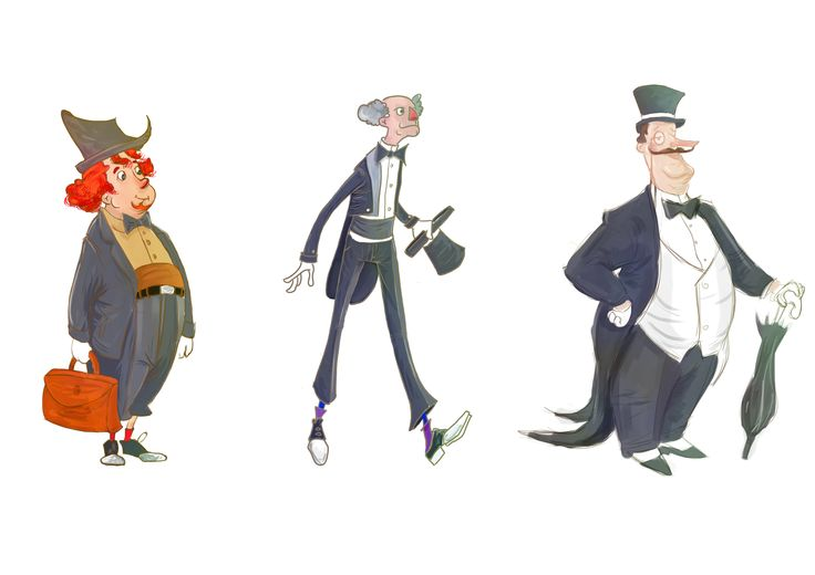 Character Design Vimeo : Silver mr magic tvc character design by ahmetiltas https