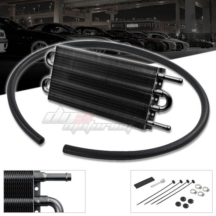 ░▒▓ DNA Motoring Power Steering Cooler! ▓▒░ - Zilvia.net Forums | Nissan 240SX (Silvia) and Z (Fairlady) Car Forum- 30$ shipped