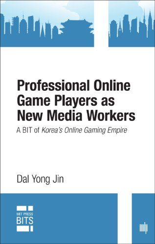 Professional Online Game Players as New Media Workers: A BIT of Korea's Online Gaming Empire (MIT Press BITS). Length 27. Games are broadcast on television, professional gamers are celebrities, and youth culture is often identified with online gaming. This BIT examines the working conditions of professional gamers in the high-pressure world of the Korean online gaming industry. In South Korea, online gaming is a cultural phenomenon. Format: Kindle eBook. Publication Date: 2014-01-10.