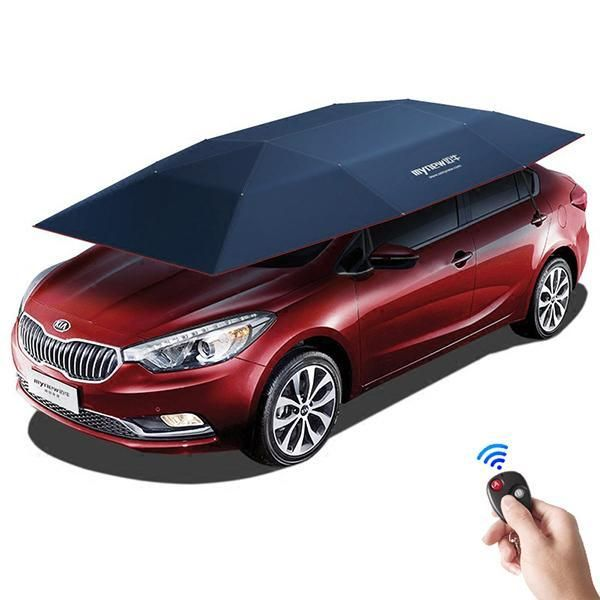 Automatic Car Umbrella Protects Against Sun Products Car Tent