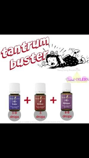Living Young Essential Oils for those lovely Toddler Tantrums by tricia