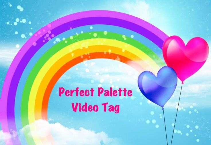 Video Tag Perfect Palette ft. Giuneralia - Hornitorella - LeCosediKikka ...