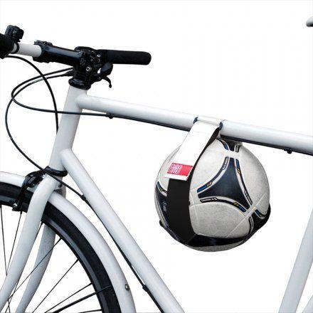 Kicker Ballhalter fürs Fahrrad online kaufen ➜ Bestellen Sie Kicker Ballhalter fürs Fahrrad für nur 19,50€ im design3000.de Online Shop - versandkostenfreie Lieferung ab 50€!