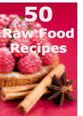 livro de receitas de alimentos crus