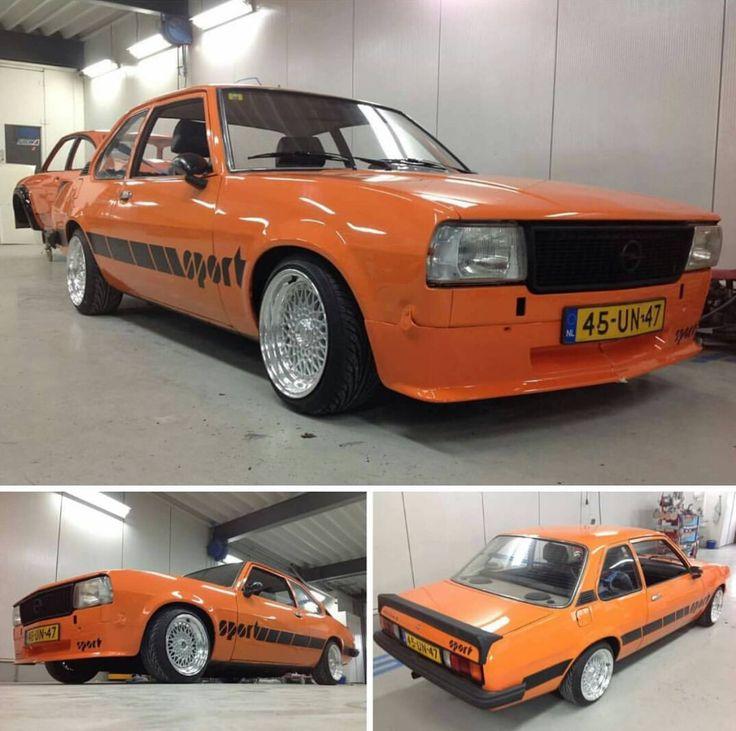 Opel ascona sport