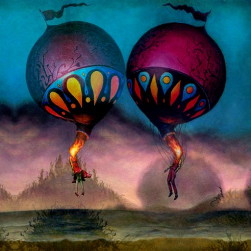 circa survive On Letting Go Esao Andrews