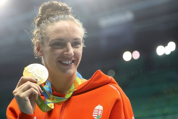 Katinka Hosszu's full swimming biography, including Katinka Hosszu's best times, medals, news and more.