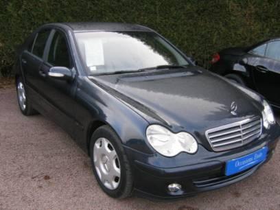 La Mercedes Classe C occasion est en vente à petit prix dans notre concession Mercedes de Chalon / Saone