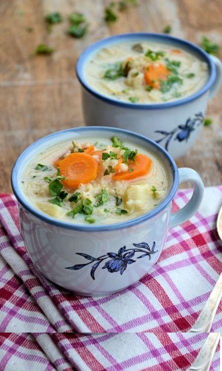 Przepyszna domowa zupa!
