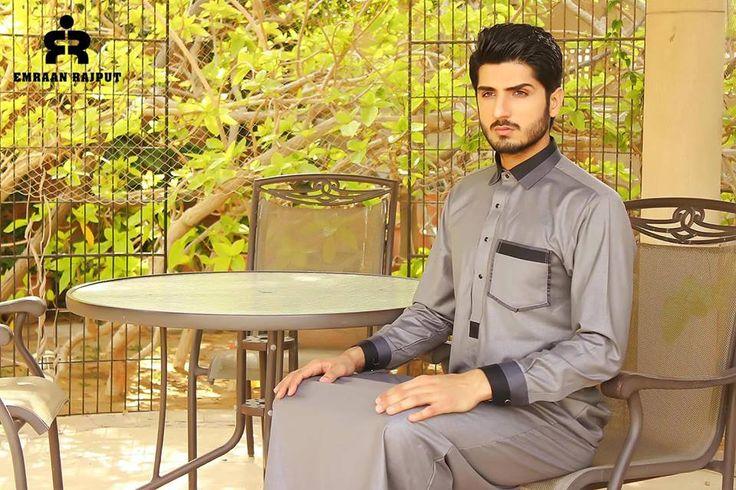 Latest Men Shalwar Kameez Collection 2014 By Imran Rajpot (13)