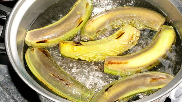 Boil Bananas Before Bed, Drink the Liquid & You Will Not Believe What Ha...