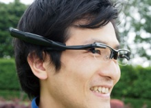 The MEG4.0 uses Bluetooth and is actually the latest in a long line of far-out augmented-reality attempts from the Japanese company. Read this blog post by Eric Mack on Crave. via @CNET
