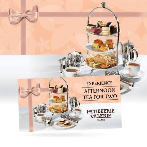 Patisserie Valerie | Lovingly Handmade Cakes | Afternoon Tea for Two