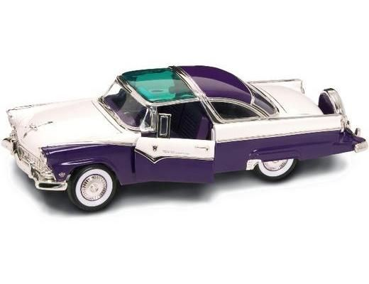 PURPLE -- 1955 FORD CROWN VICTORIA For Sale at Diecast Depot, Canada's Largest Diecast Store