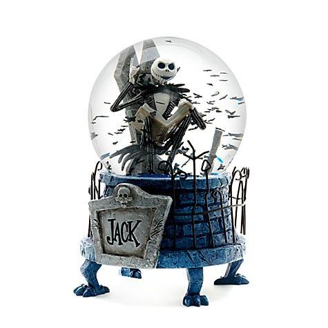 The Nightmare Before Christmas Midi Snow Globe   Snow globes, Xmas
