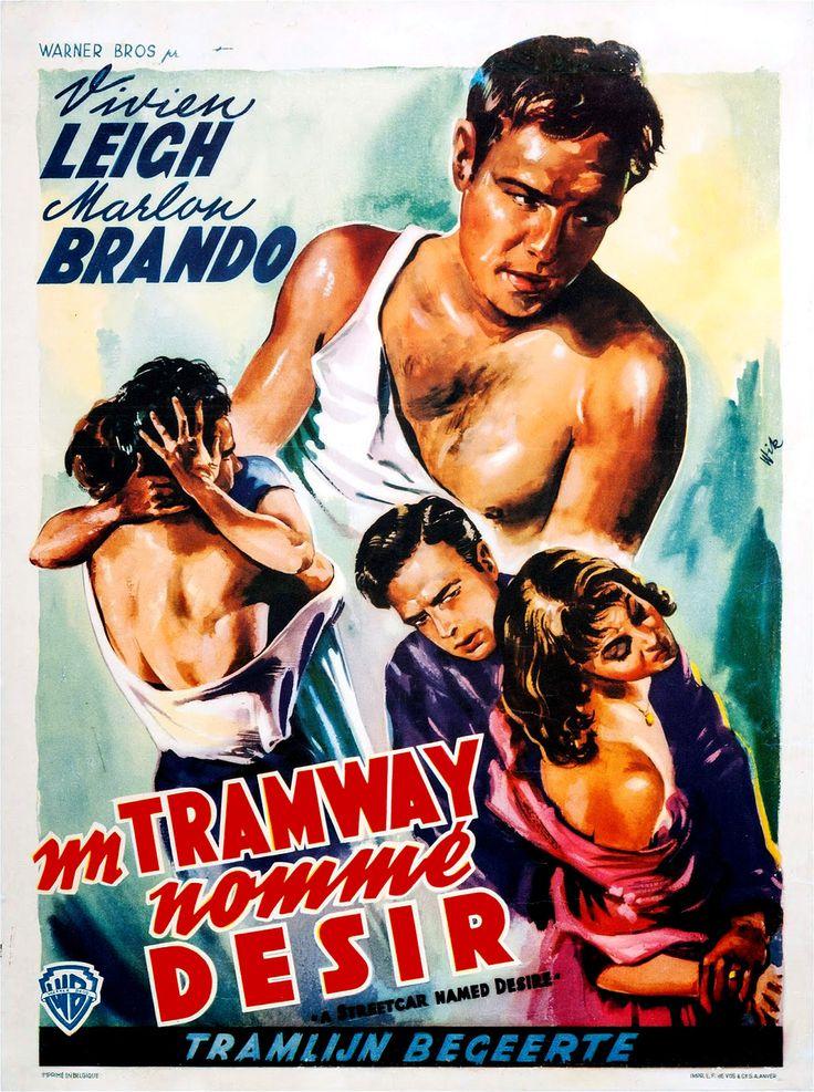 Un tramway nommé Désir (1951)