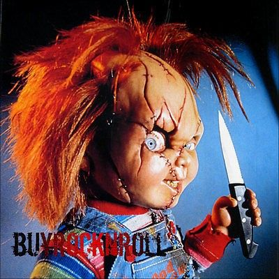 16 Bride of Chucky Worlds Most Notorious Doll  New (Figure Prop